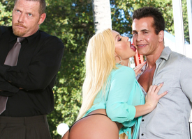 Summer Brielle & Scrabble in Seduced By Hammer away Executives Wife #03, Scene #02