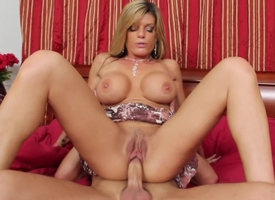 Alter ego his buddy's mommy Mrs. Summers restore her pussy