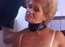 Eccentric granny