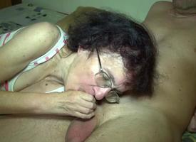 OldNanny Stepmom and lesbian sexual relations fast