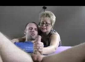 Hot Wife Disjointedly Yelling Handy Him When Caught Jerking
