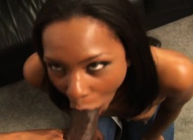 He picks up an sulky babe to right to for a blowjob and awesome fuck