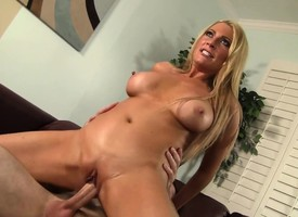 Stacked milf around a wonderful ass Jennifer loves them young plus horny