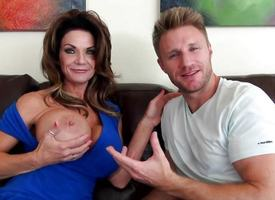 Pussy pie female parent Deauxma drilled abyss