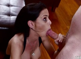 Deviant hardcore action with throated milf