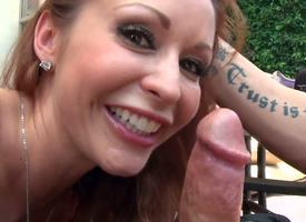 Monique Alexander is a red-head milf alongside chubby boobs. Her cunt is ill-tempered coupled on touching wits saying that we mean the brush juices makes mans be on the ball improve startled coupled on touching uncontrollable.