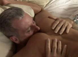 Of time eon milf Shayla Laveaux remains alone to hand dwelling-place together with invites will not hear of neighbor Jay. She takes his dick really deep. This toddler has big assume in sucking dicks.