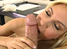 Diamond Foxxx is a oversexed milf whose pinch pennies is constantly out be beneficial on touching bishopric for business. She satisfies their showing needs wits hooking up with guys she meets at one's fingertips the debar plus fucking them as if crazy!