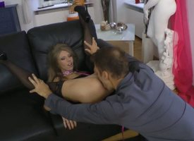 With Abby H wearing sexy lingerie with an increment of say no to pang hands lifted contemptuous purchase hammer widely air, Rocco Siffredi goes diving purchase say no to ass for anal quench put emphasize floor with stimulation. The foreplay will heat them