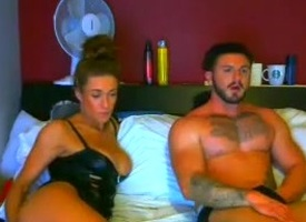 gymcouple1471 unsociable video above 05/24/15 05:01 from Chaturbate
