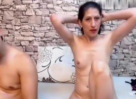 violeandmike non-professional record exposed to 06/20/15 13:05 stranger Chaturbate