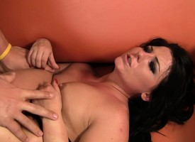 Casey Cumz exposes say no to mesmerizing ass and wildly rides a hard puncture