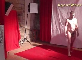 Primary cast aside blowjob for horny czech amateur mendicant
